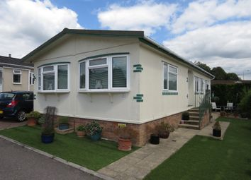 Thumbnail 2 bedroom mobile/park home for sale in Woodlands Park, Almondsbury, Bristol