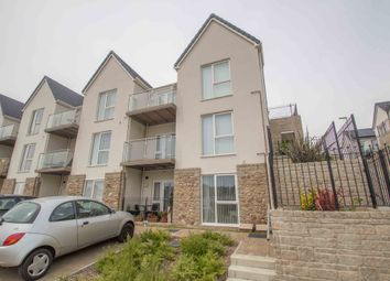 Thumbnail 1 bed flat for sale in Grassendale Avenue, Plymouth