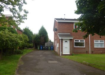 Thumbnail 1 bed maisonette to rent in Cheviot, Wilnecote, Tamworth