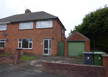 Thumbnail 3 bed semi-detached house for sale in The Avenue, Rumney, Cardiff