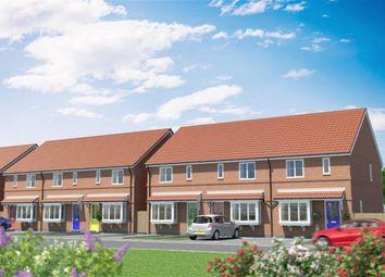 Thumbnail 2 bed semi-detached house for sale in Marfleet Sidings, Marfleet Avenue, Hull, East Yorkshire