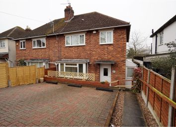 Thumbnail 3 bed semi-detached house for sale in Greville Road, Warwick