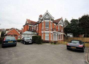Thumbnail 2 bed flat for sale in Manor Court, 16 Percy Road, Boscombe Manor, Dorset