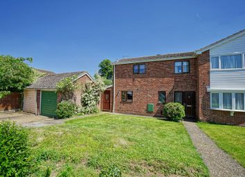 Thumbnail 3 bed semi-detached house for sale in The Sycamores, Little Paxton, St. Neots