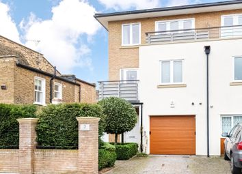 Thumbnail 4 bed semi-detached house for sale in Bonney Terrace, Ravenscourt Square, London