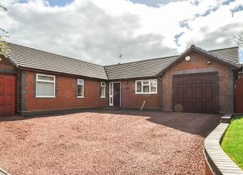 Thumbnail 3 bed detached bungalow for sale in Brockhill Lane, Brockhill, Redditch