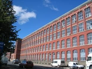 Thumbnail 2 bed flat for sale in New Hall Lane, Preston, Lancashire