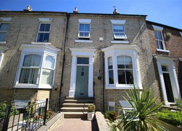 Thumbnail 4 bed town house for sale in Cleveland Avenue, Darlington, County Durham