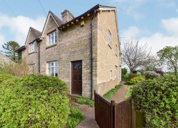 Thumbnail 3 bed semi-detached house for sale in Hall Lane, Harrowby Hall Estate, Grantham