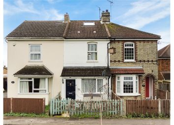 Thumbnail 5 bed terraced house for sale in Rochester Road, Burham, Rochester