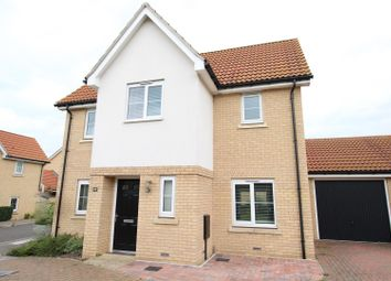4 bed detached house for sale in Buzzard Rise, Stowmarket IP14