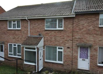 Thumbnail 2 bedroom terraced house to rent in Conifer Way, Weymouth, Dorset
