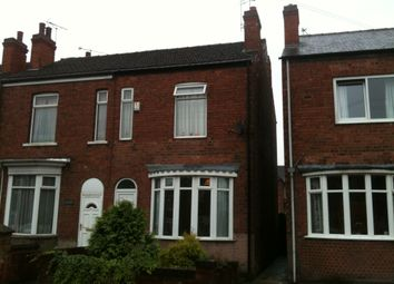 Thumbnail 3 bedroom semi-detached house to rent in Ropery Road, Gainsborough