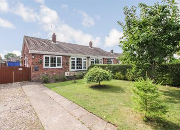 Thumbnail 2 bed semi-detached bungalow for sale in Cherry Drive, Nafferton, Driffield