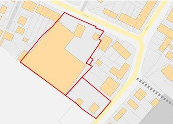 Thumbnail Land for sale in Former Belwood Foods, Newmanleys Road, Eastwood, Nottingham, Nottinghamshire