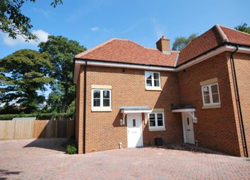 Thumbnail 2 bed semi-detached house to rent in Ashwood Court, Winchester, Hampshire