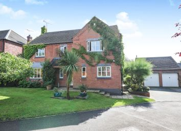 Thumbnail 4 bed detached house for sale in The Green, Lubenham