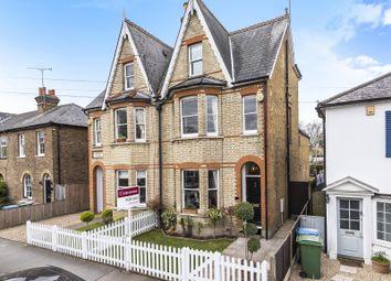St. Marys Road, Weybridge KT13. 5 bed semi-detached house for sale