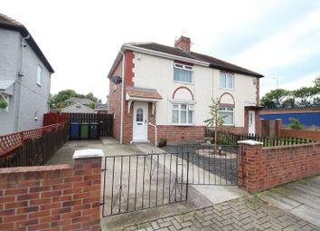 Thumbnail 2 bed semi-detached house for sale in Finchale Terrace, Jarrow