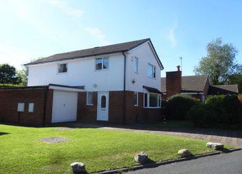 Thumbnail 4 bedroom detached house for sale in Fairways, Fulwood, Preston