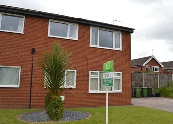 Thumbnail 1 bedroom flat to rent in Simons Road, Market Drayton
