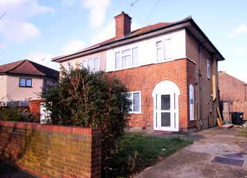3 bed semi-detached house for sale in Kingshill Avenue, Northolt, Middlesex UB5