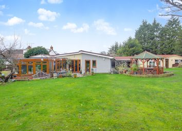 Thumbnail 3 bed detached bungalow for sale in Church Road, Benfleet