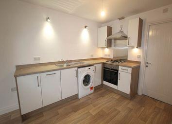 Thumbnail 2 bedroom flat to rent in Beckinsale Court, Doveridge Road, Carlton