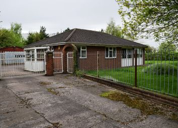 Thumbnail 3 bed detached bungalow for sale in St. Georges Road, Donnington, Telford, Shropshire