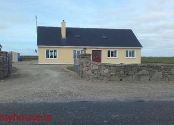 Thumbnail 4 bed detached house for sale in Corclough West, Belmullet,