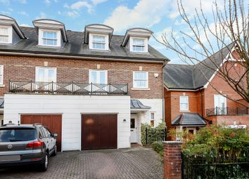Thumbnail 4 bed semi-detached house to rent in Lancaster Avenue, Guildford
