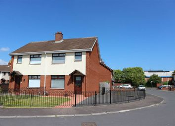 Thumbnail 3 bedroom semi-detached house for sale in 7, Mcarthur Court, Belfast