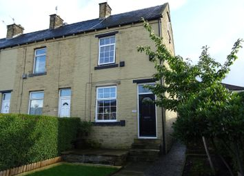 Thumbnail 3 bed end terrace house for sale in New Hey Road, Bradford, West Yorkshire