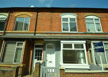 Thumbnail 3 bed terraced house for sale in Saffron Lane, Leicester