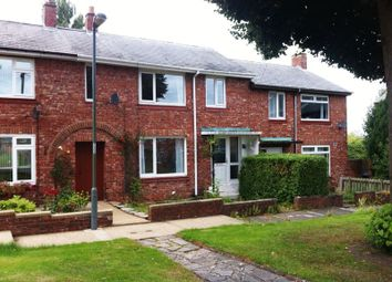 Thumbnail 3 bed terraced house to rent in Wakenshaw Road, Durham