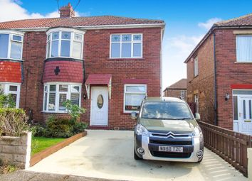 Thumbnail 2 bedroom flat for sale in Cleveland Gardens, Wallsend