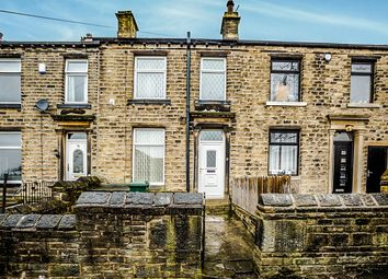 Thumbnail 2 bed terraced house to rent in Burfitts Road, Oakes, Huddersfield