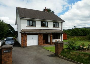 Thumbnail 4 bed detached house for sale in Y Dolau, Felinfach, Lampeter, Ceredigion