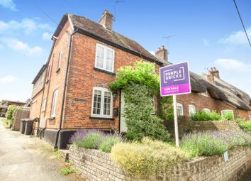 Thumbnail 3 bed cottage for sale in Upper Clatford, Andover