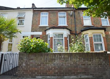 Thumbnail 3 bed terraced house for sale in Whitney Road, Leyton