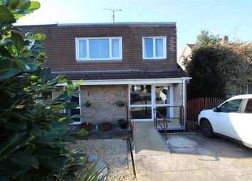 Thumbnail 4 bedroom semi-detached house for sale in St. Annes Drive, Coalpit Heath, Bristol