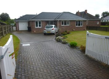 Thumbnail 2 bed bungalow to rent in The Sheiling, Cumwhinton, Carlisle