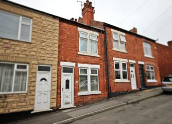 Thumbnail 2 bedroom terraced house for sale in Bentinck Street, Annesley Woodhouse