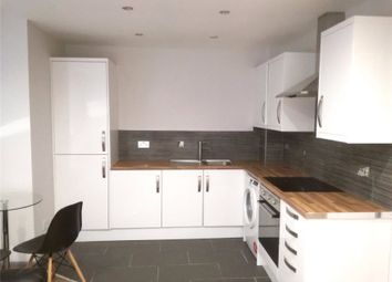 Thumbnail 1 bed flat to rent in Queen Street, Leicester