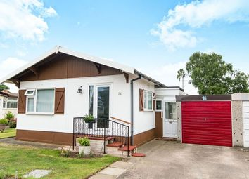 Thumbnail 2 bed bungalow for sale in Broxburn Park, South Hykeham, Lincoln
