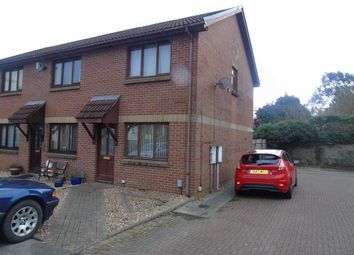 Thumbnail 2 bed end terrace house for sale in Llys Dol, Morriston, Swansea
