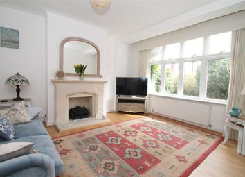 Thumbnail 4 bed terraced house for sale in New River Crescent, Palmers Green, London