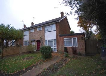 Thumbnail 3 bed semi-detached house for sale in Larnach Close, Uckfield, East Sussex