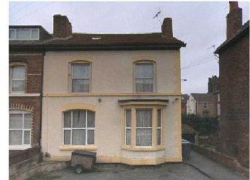 Thumbnail Studio to rent in Euston Grove, Flat 1, Prenton