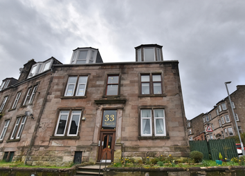 Thumbnail 1 bedroom flat for sale in 33 Royal Street, Gourock